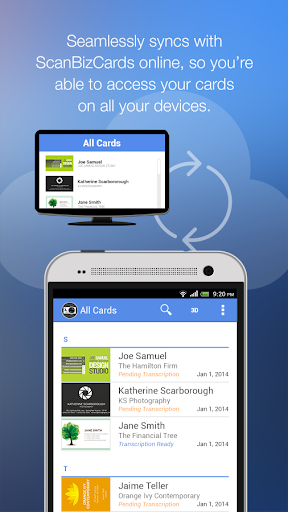 ScanBizCards Premium v3.0.8