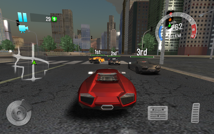 Racer UNDERGROUND- screenshot thumbnail