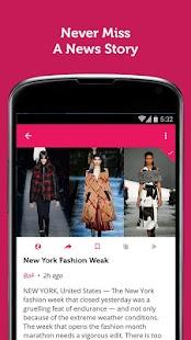 Fashion Magazine - Newsfusion - screenshot thumbnail