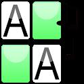 Alfamem - lära bokstäver A-Ö icon