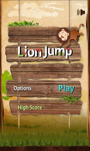 壁登りジャンプラン(Climb Tree Jump)