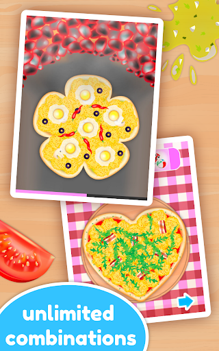 Pizza Maker Kids -Cooking Game  screenshots 9