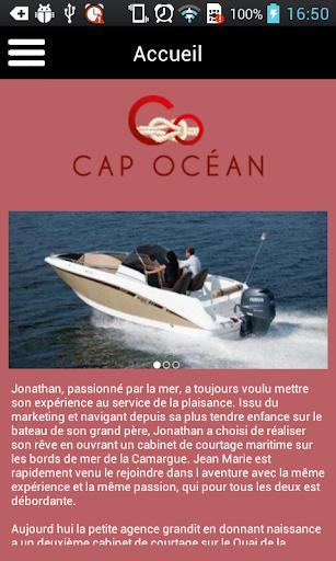 Cap Ocean