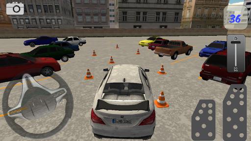 停车场游戏