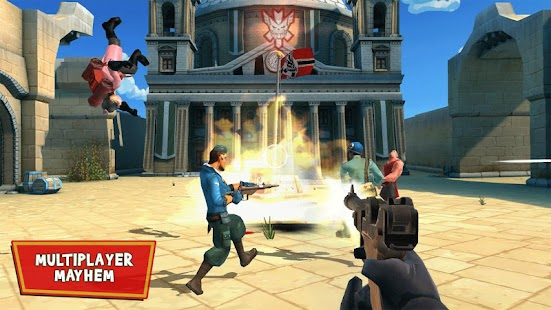 Blitz Brigade - Online FPS fun Screenshot 23