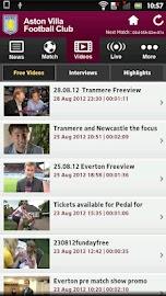 Aston Villa Screenshot 3