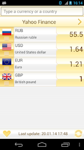 Currency Converter - screenshot thumbnail