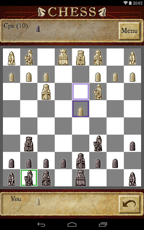 Chess Screenshot