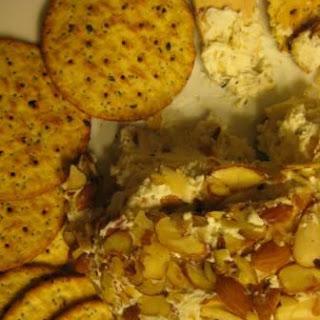 Honey Rosemary and Pear Cheese Ball
