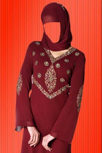 Burkha Fashion Suite