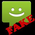 Fake SMS Sender logo
