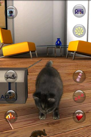 Talking Cat Funny APK 1.90 screenshots 2