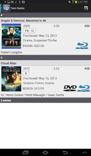 DVD Profiler - screenshot thumbnail