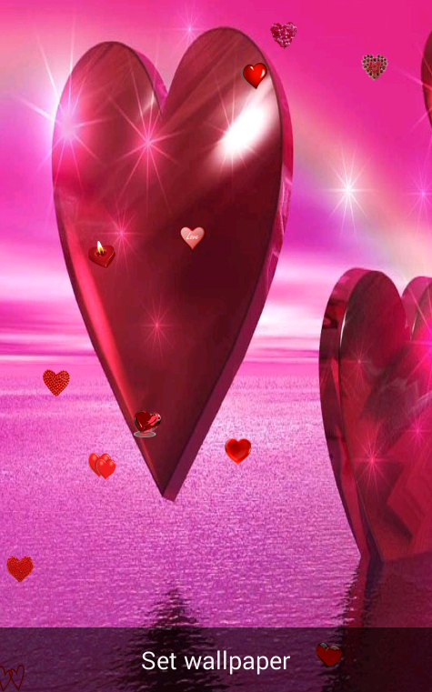 Valentines Day Live Wallpaper - Google Play Store revenue ...