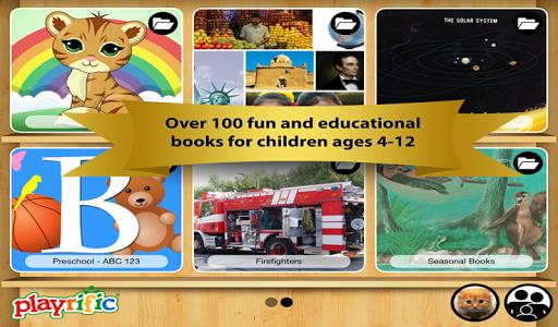 Playrific Interactive Kidbooks
