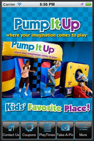 Pump It Up Freehold NJ