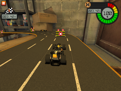 無料赛车游戏AppのLEGO® Technic Race|記事Game