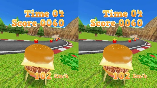 VR BURGUER RUNNER- screenshot thumbnail