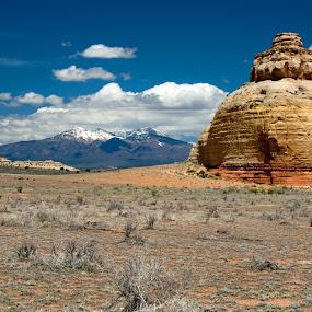 UT-191 , Utah by Frank E. LaPorta - Landscapes Mountains & Hills