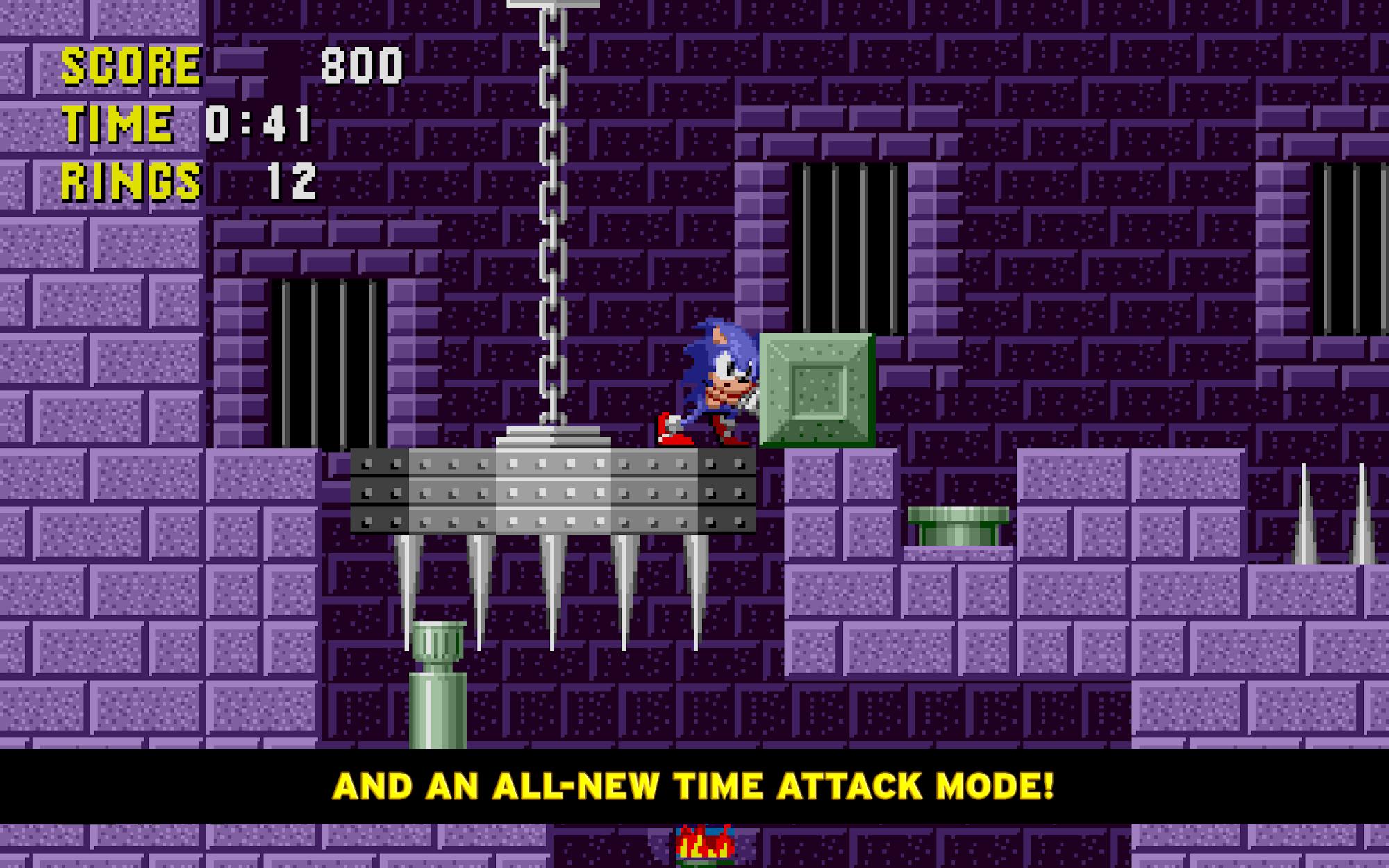 Sonic The Hedgehog screenshot #13