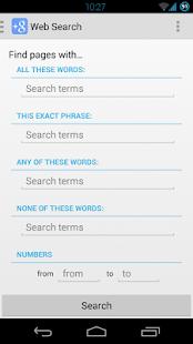 GAS Google Advanced Search