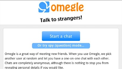 Download Omegle Mobile App free Google Play softwares - a4YdOA92S0Ga | mobile9