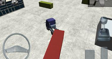 Screenshot of 18 Wheels Trucks & Trailers