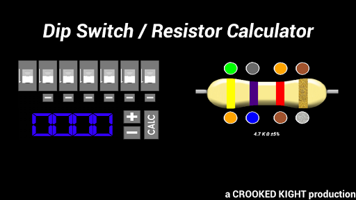 Dip Switch Resistor Calc.