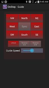 OnStep Controller2 - náhled