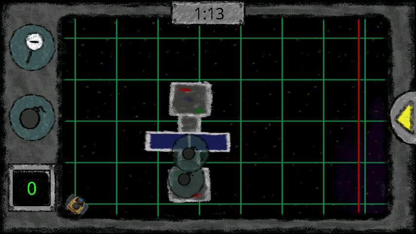 Supernova Sweep-Up- screenshot