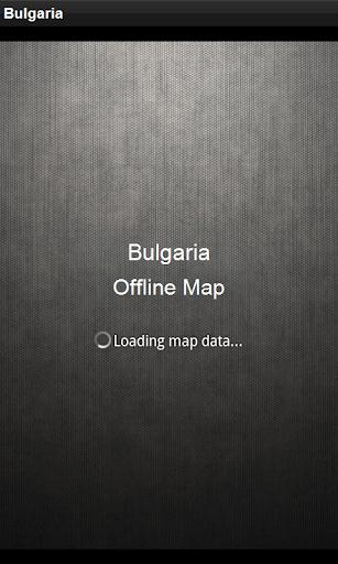 離線地圖 保加利亞