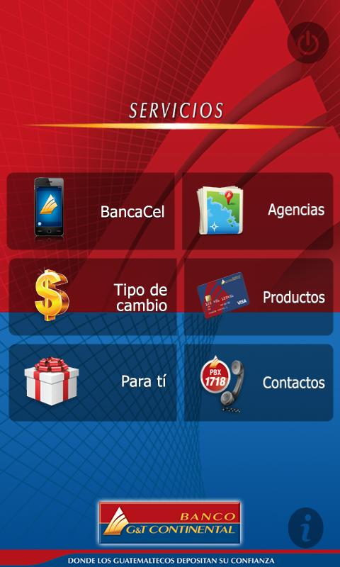 BancaCel - screenshot