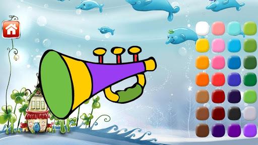 玩教育App|Child coloring 70p免費|APP試玩