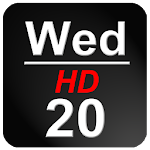 Date in Status Bar HD 1.9.7