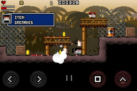 Gunslugs Free - screenshot