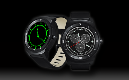 A32 WatchFace for LG G Watch R