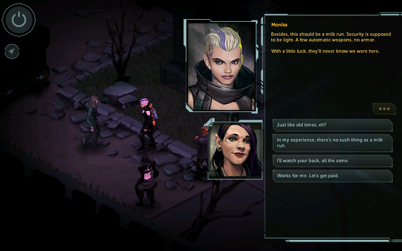 Shadowrun: Dragonfall - DC screenshot #6