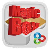 Magic Box GO Launcher Theme