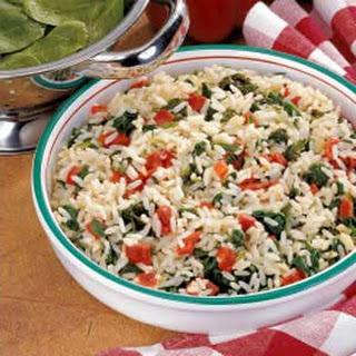Italian Rice Dish Recipes.