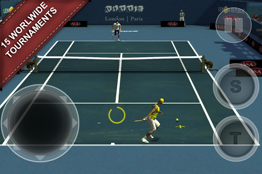 Cross Court Tennis 2 1.29 screenshots 1