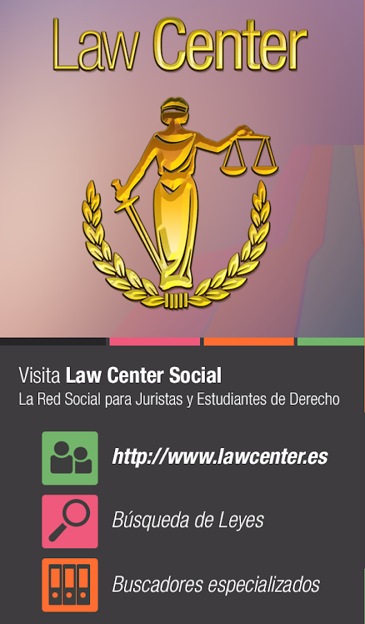 LawCenter- screenshot