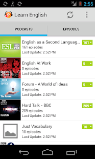 Learn English with Podcasts - screenshot thumbnail