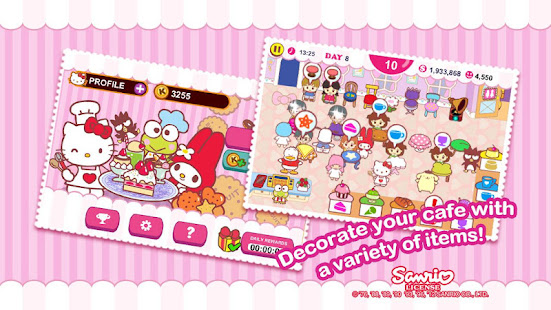 Game Hello Kitty Cafe APK for Windows Phone