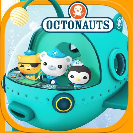 The Octonauts Videos 漫畫 App LOGO-APP試玩