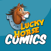 Lucky Horse Comics - English