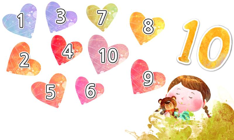 Number Games for Kids - screenshot