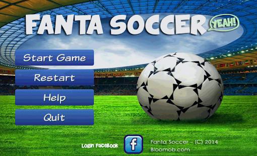 Fanta Soccer 2014