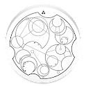 Gallifreyan Clock
