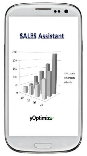 Sales assistant vTiger CRM 5.4