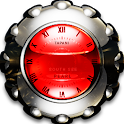Luxus Clock Alarm Widget PEARL icon